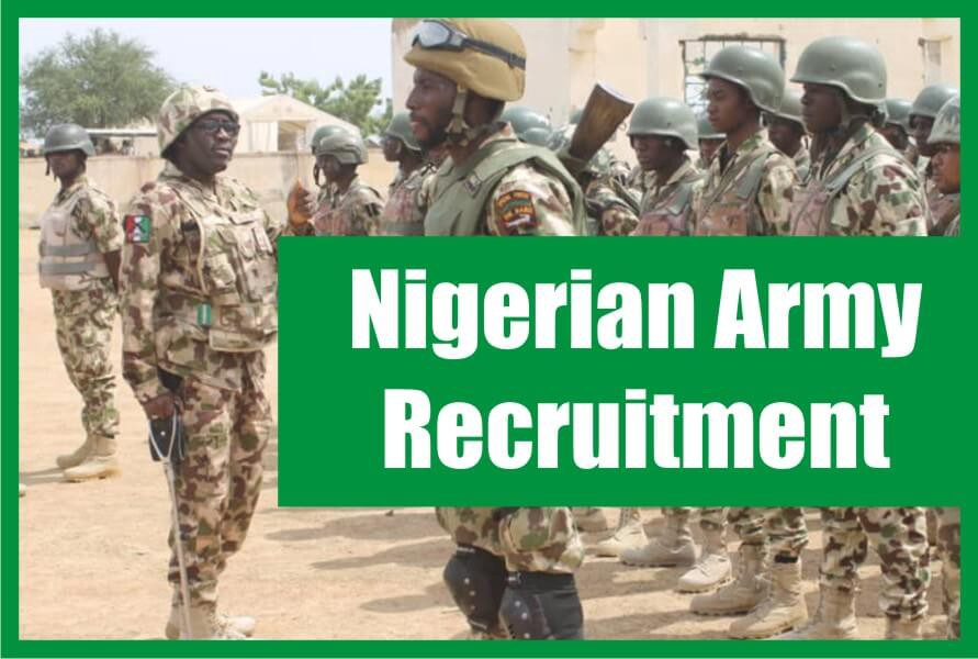 2019 Nigerian Army Recruitment for Trades/Non-Tradesmen & Women (79RRI).  Application Form and Guides | by MySchool News | Medium