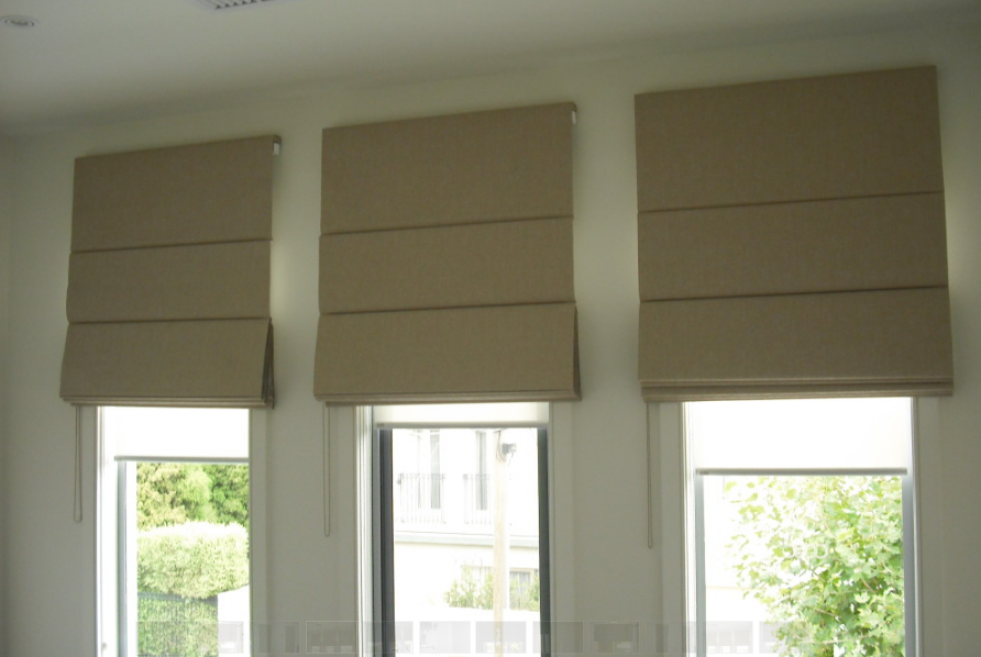 How To Measure Install Roman Blinds Tip Top Medium