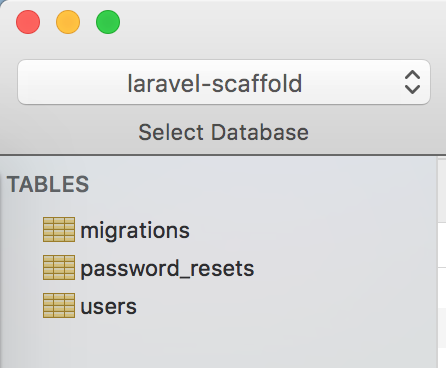 Create Scaffold with Laravel 5 7 — Authentication (Part 1)
