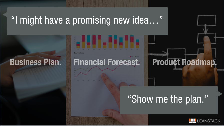 A Lean Canvas Is Not Enough To Replace A Business Plan By Ash Maurya Love The Problem