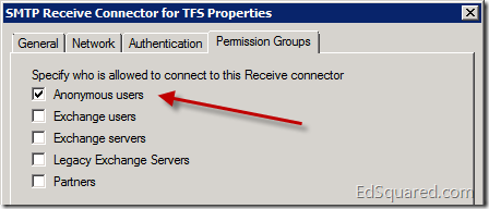 Using Exchange Server with TFS for Delivering E-Mail Alerts