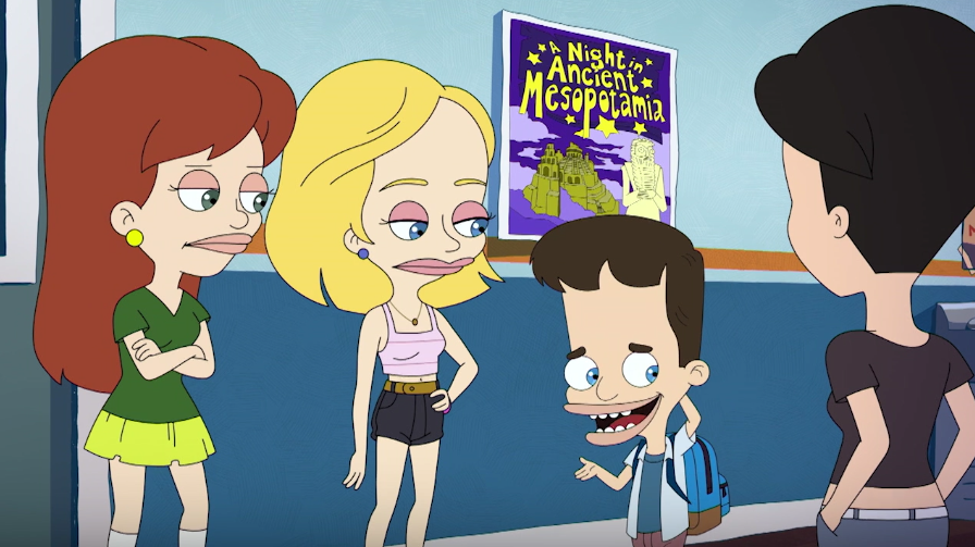 """Nick Kroll's """"Big Mouth"""" Is Hilariously Relatable - Paley"""