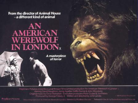 An American Werewolf in London movie review