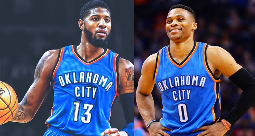 9abd82886 After being linked to a number of other NBA organizations the OKC Thunder  have won out on the Paul George sweepstakes. The Indiana Pacers have agreed  to ...