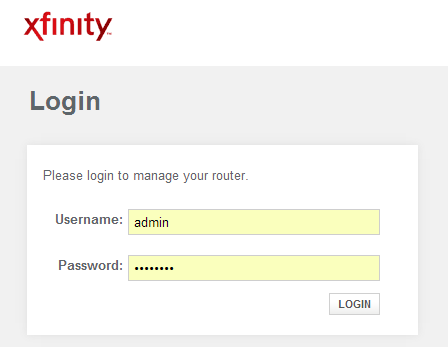 Comcast Xfinity Router Login: A Step-by-Step Guide ...