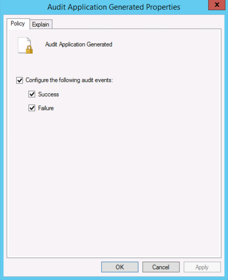 Audit ADFS 2016 Extranet Lockout Protection - DACIMM