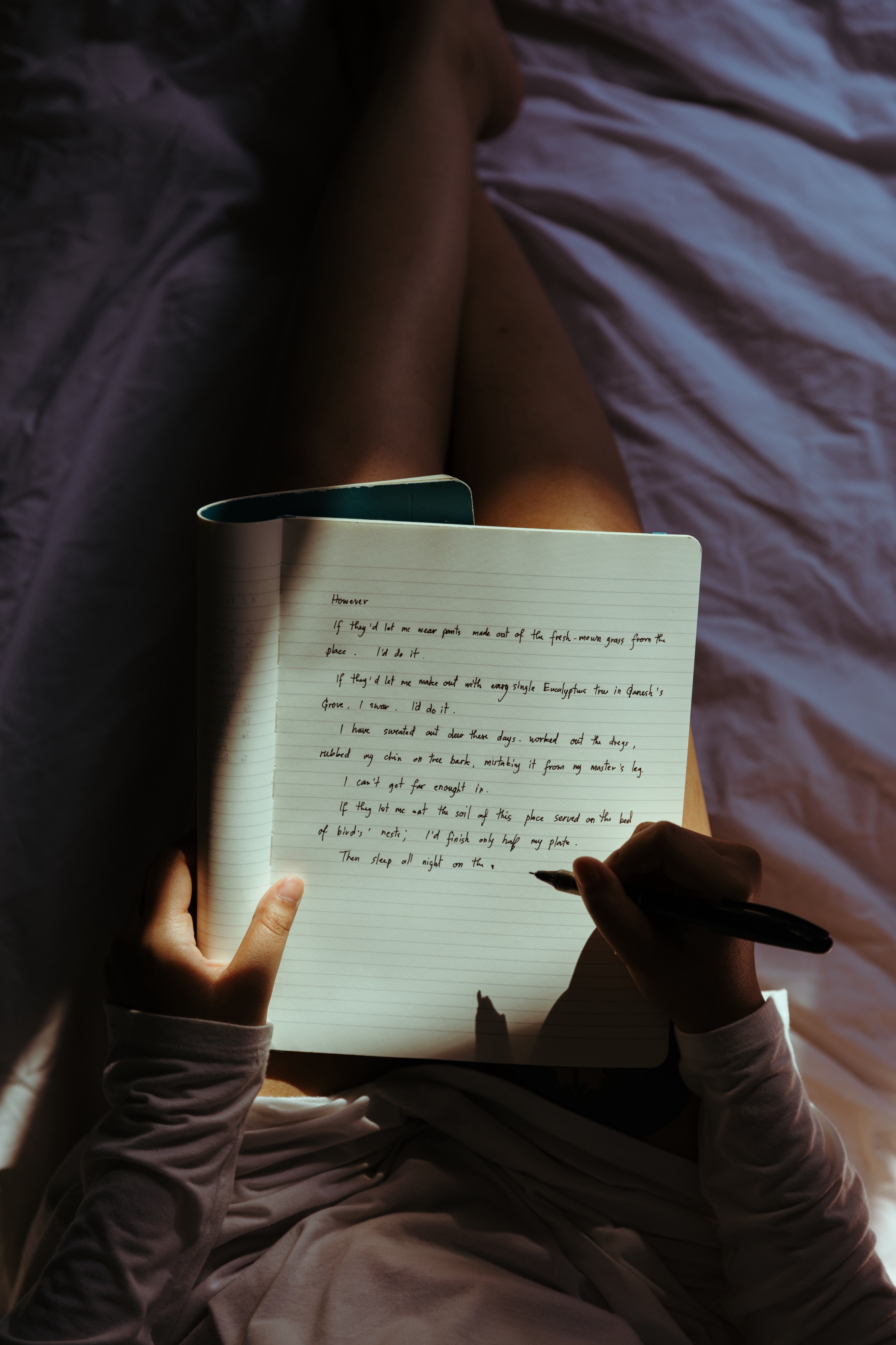 Why You Should Care Less About Your Writing