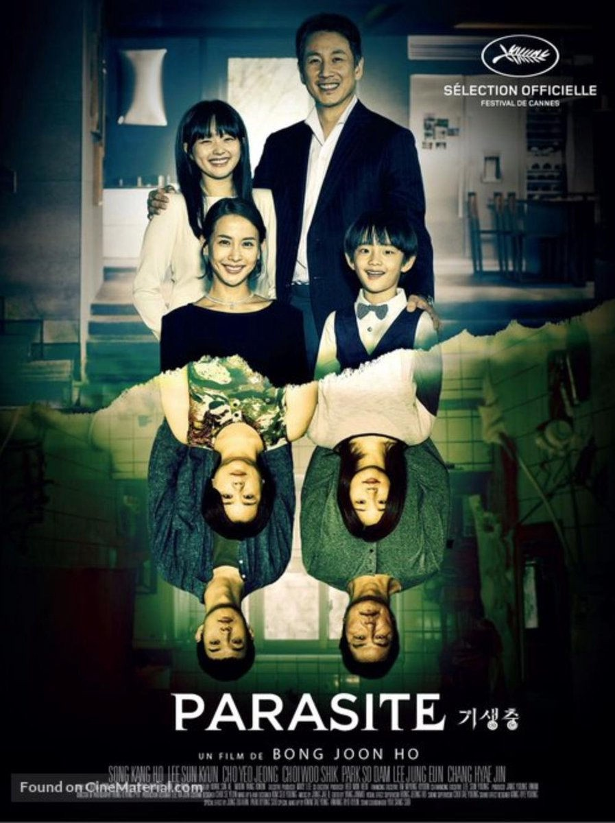 Parasite (Joon-ho Bong, 2019). Parasite should put to rest any… | by Alex Pagliuca | Medium