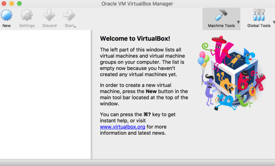 VirtualBox, Vagrant, Test Kitchen, Docker Machine, Minikube
