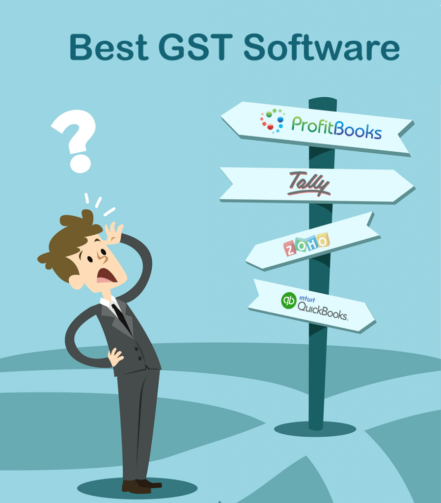 Benefits of using GST Software