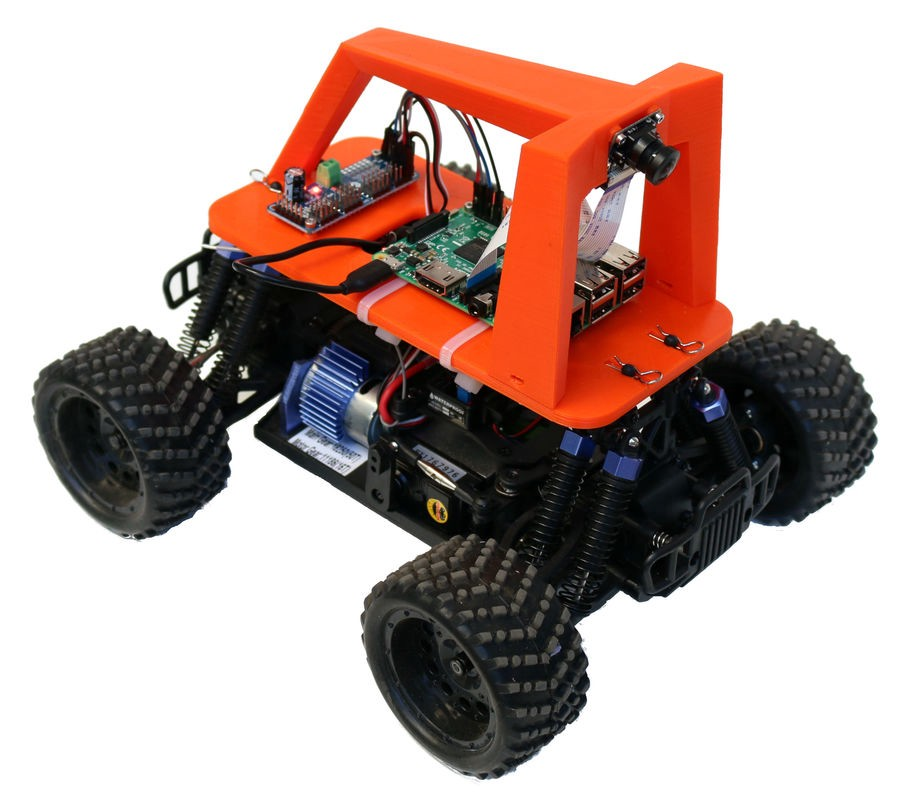Build your own self driving (toy) car - Towards Data Science
