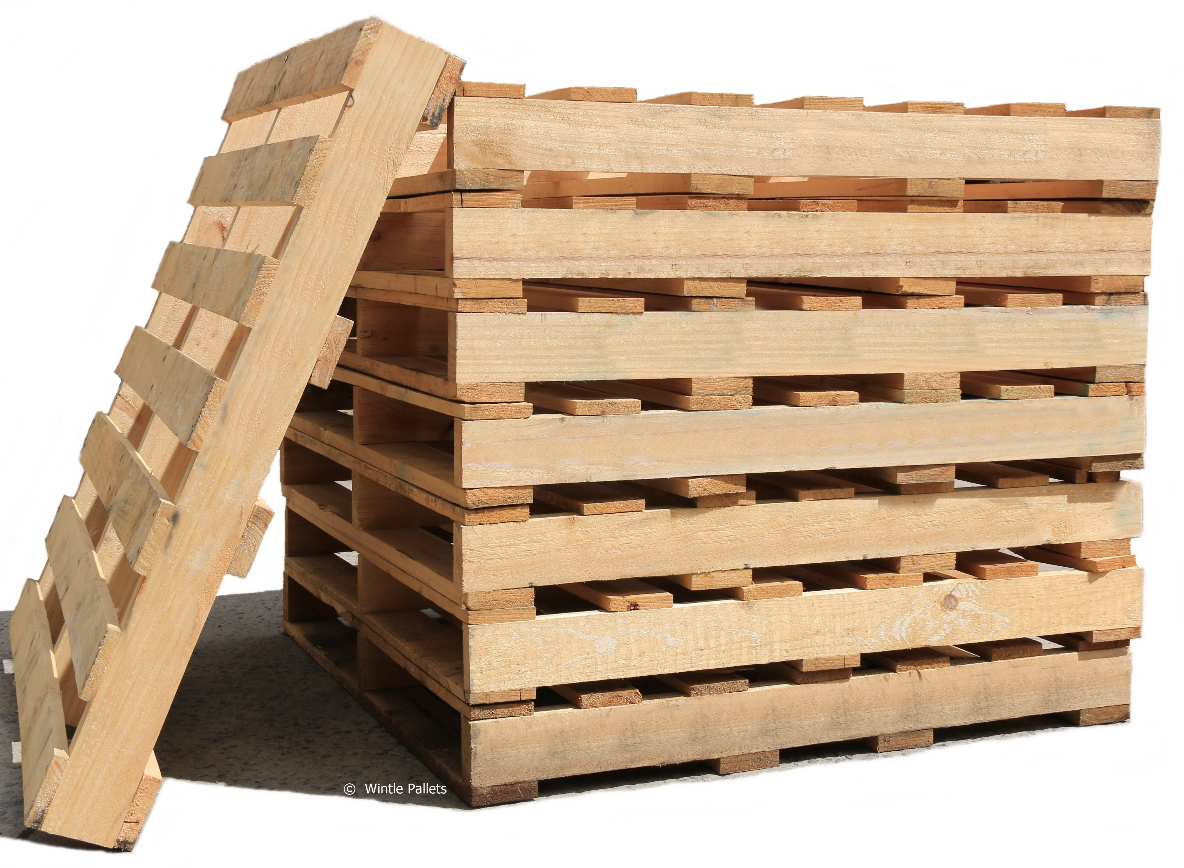 Traditional Wooden Pallets Vs Molded Press wood Pallets