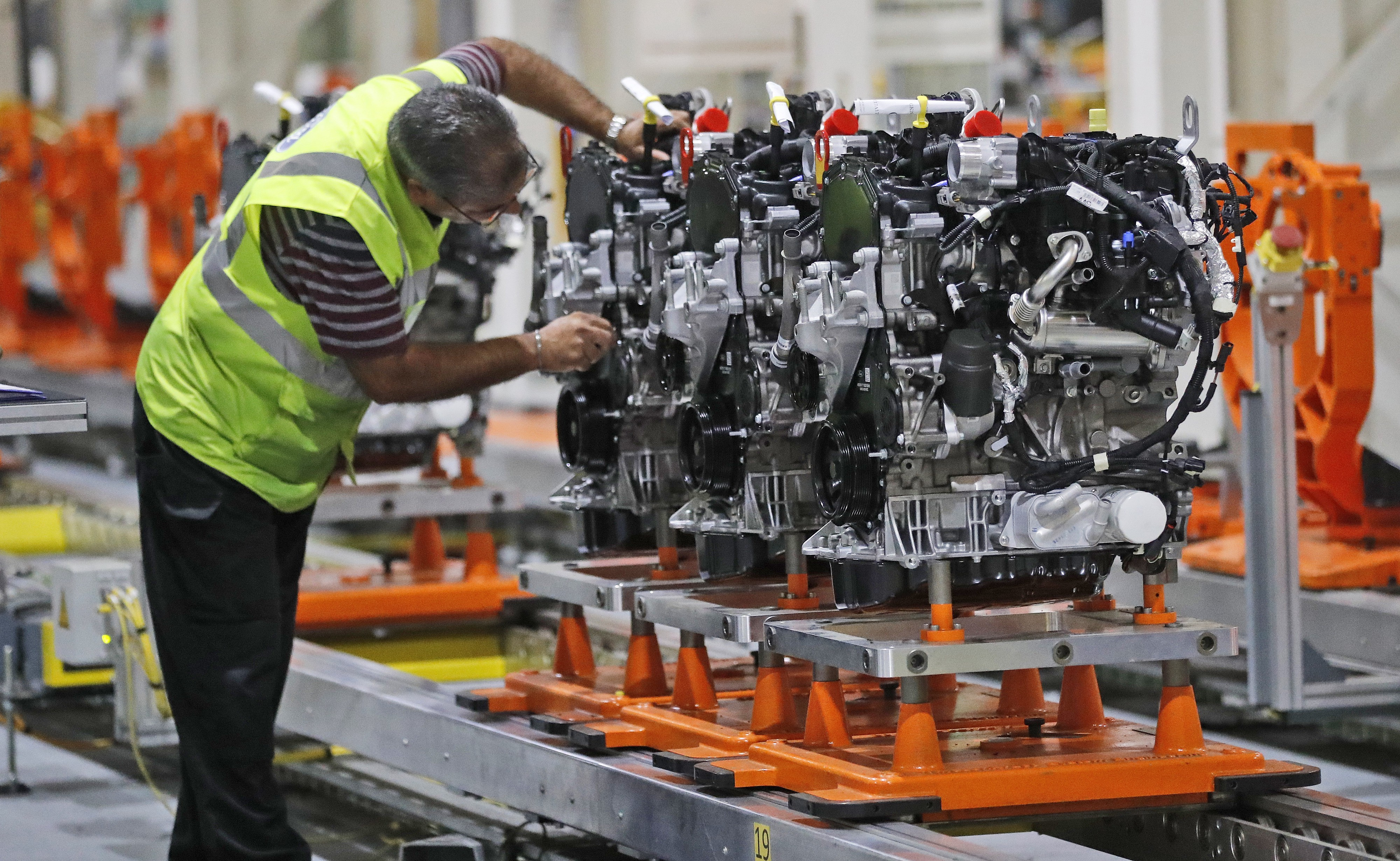 The Death Of The Internal Combustion Engine