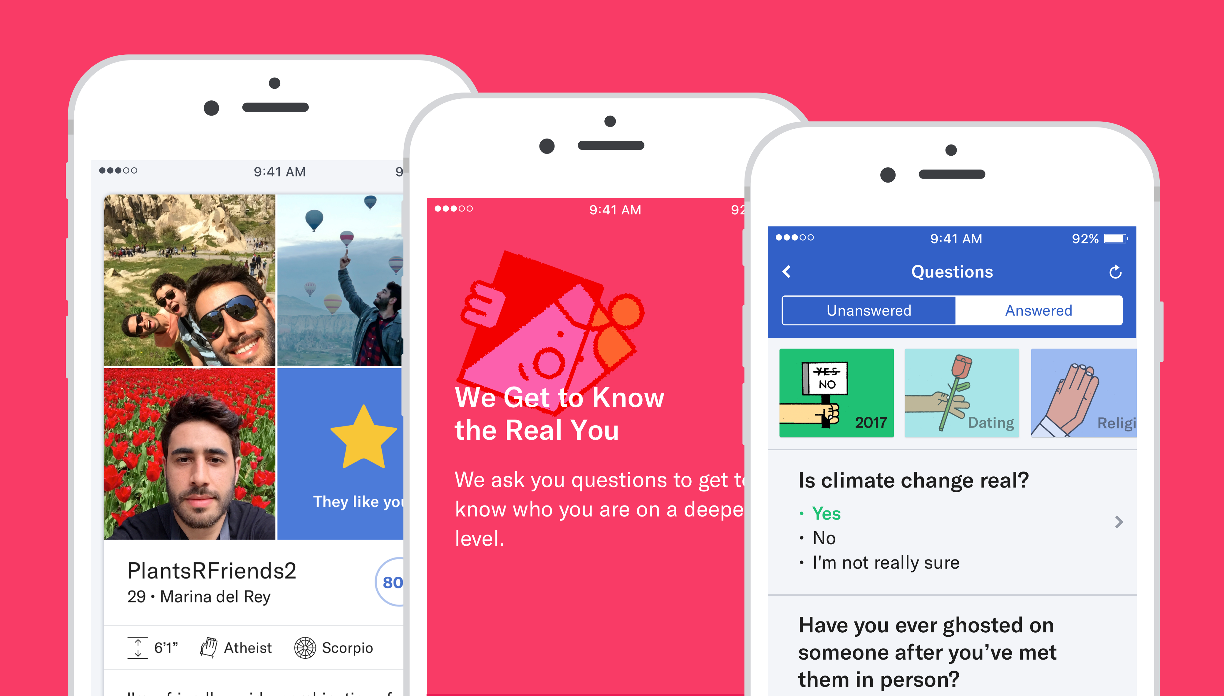 Introducing Brand-New Features to Help You Find Deeper Connections | by OkCupid | OkCupid Dating Blog
