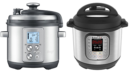 Review of Sage The Fast Slow Pro vs Instant Pot Slow/Pressure Cooker