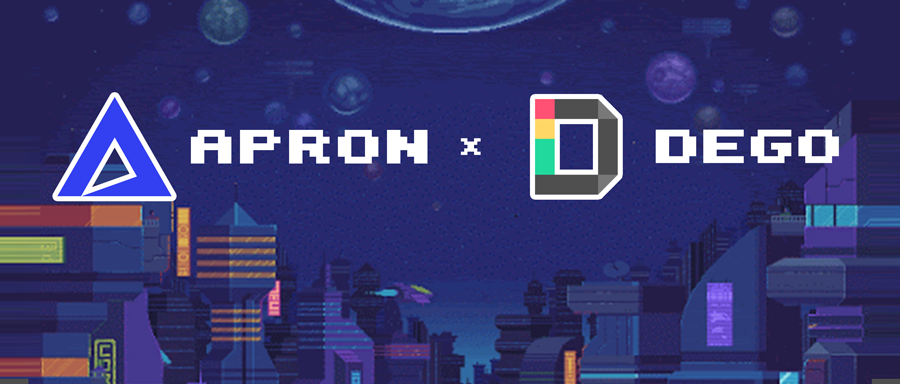 DEGO and Apron Network have Reached a Strategic Partnership