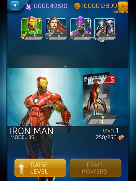 Hack Marvel Puzzle Quest Dark Reign R62 for Steam Unlimited