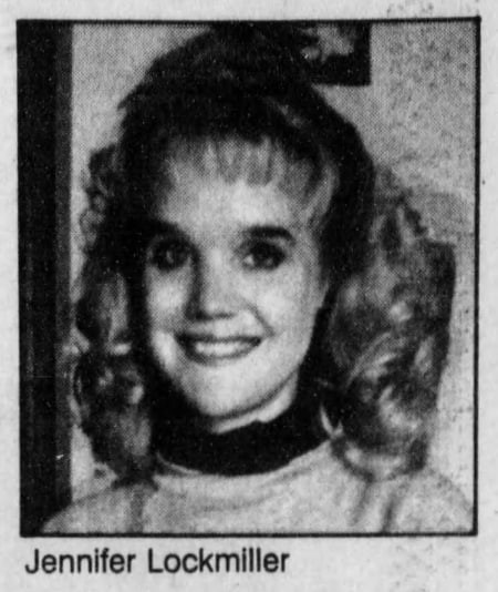 Murder victim Jennifer Lockmiller