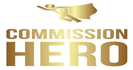 Affiliate Marketing  Commission Hero Size Dimensions