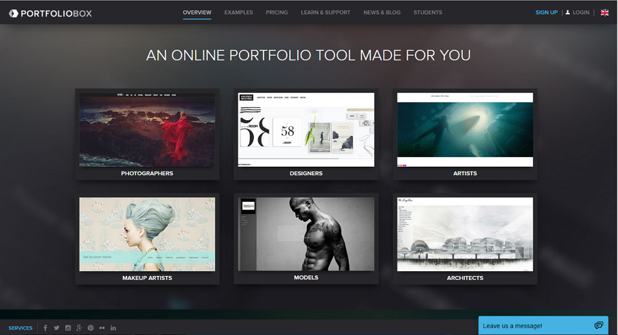 design web pages online for free