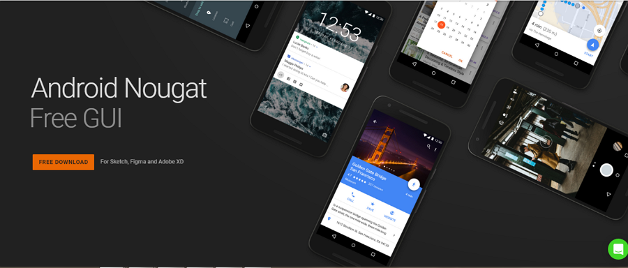 25 Best Free Android Ui Kits For Sketch In 2020 By Mockplus Medium