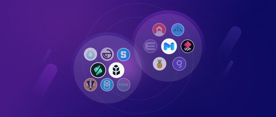 AAVE, BNT, MATIC, RAI and other 15 new assets listed on Tokenlon