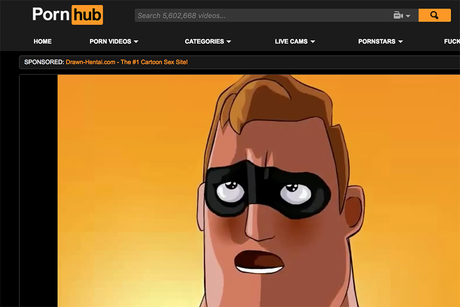 Something is. cartoon porn incredibles suggest