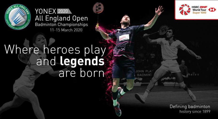 LIVE! YONEX All England Open 2020 (Streaming'Video#2020)HD | by ...