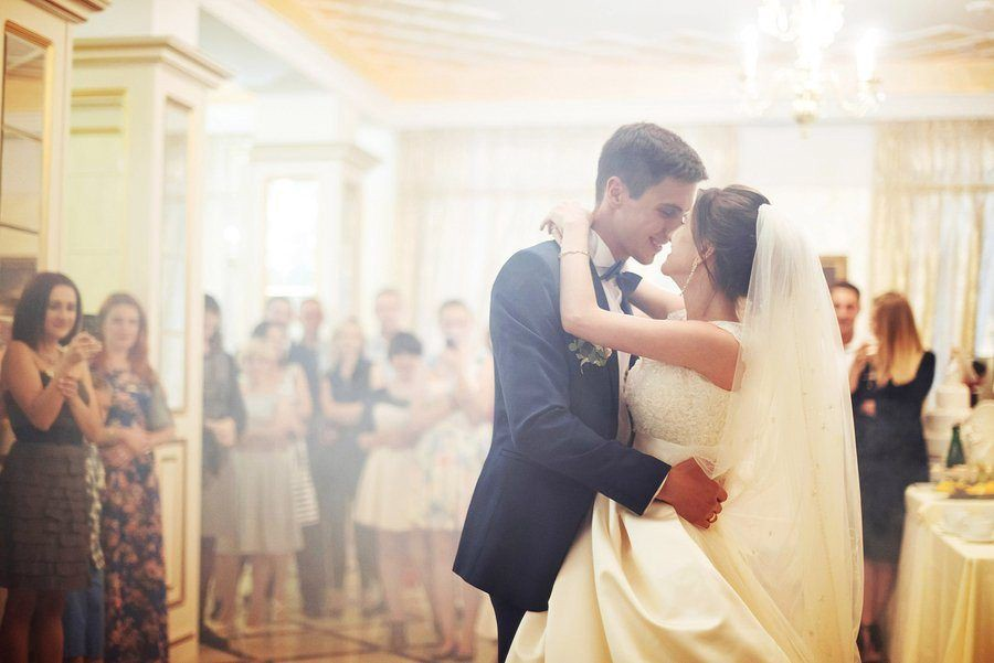 What does the first dance at a wedding symbolize?  by Sofia Comas