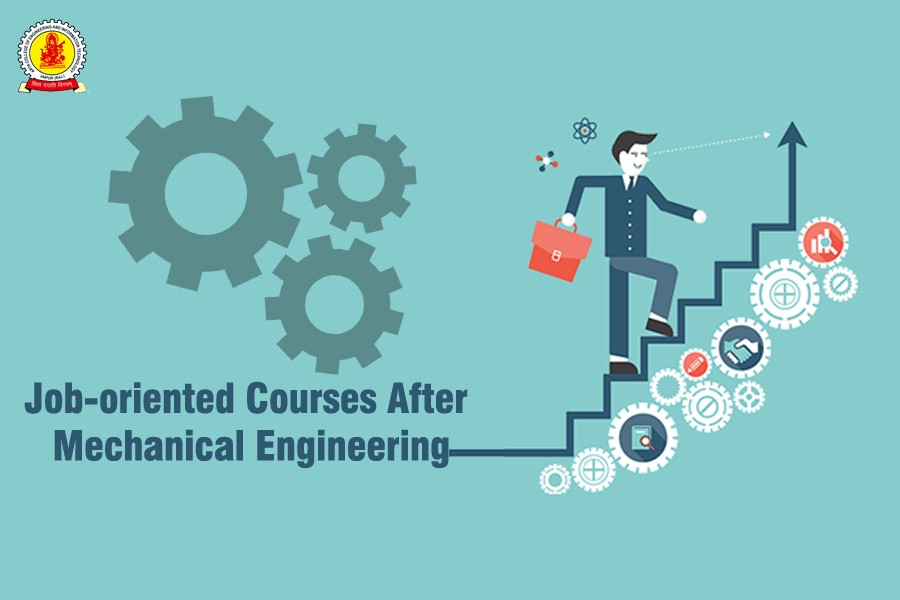 What Are The Best Job Oriented Courses After Mechanical Engineering By Arya College Medium