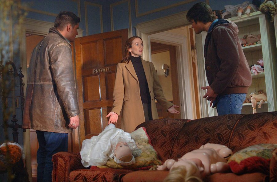 Review: Supernatural Season 2, Episode 11: Playthings