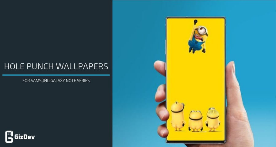 100 Hole Punch Wallpapers For Samsung Galaxy Note Series By Abhishek Shingan Medium