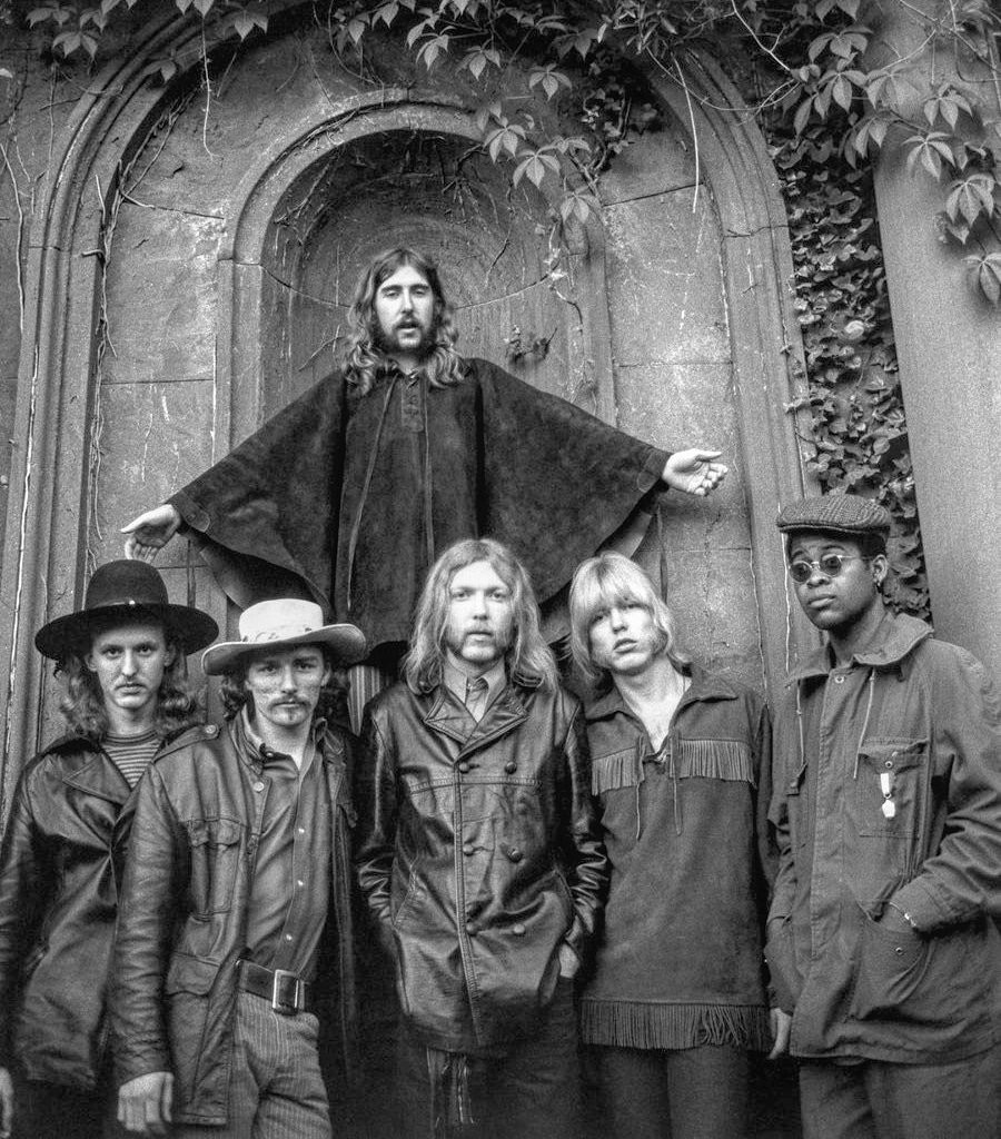 The Allman Brothers Band roars into town | by Dale Keiger | Play This Record Loud! | Medium