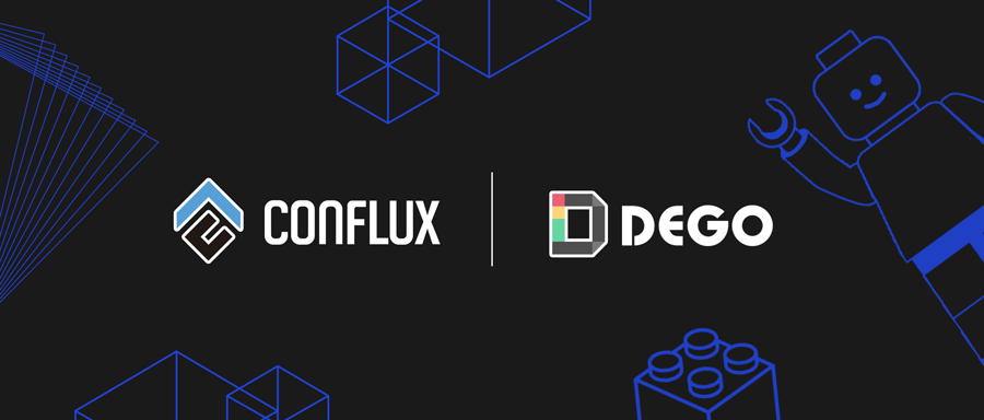 To deepen the NFT Project, DEGO has reached a strategic cooperation with Conflux