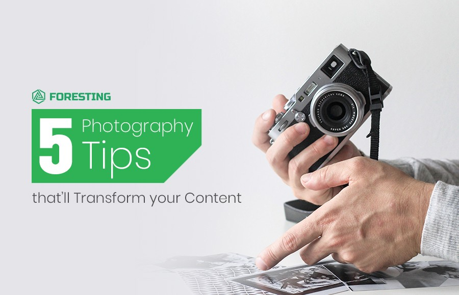 5 Photography Tips That Ll Transform Your Social Media Content By Nicole Arnott Foresting Medium