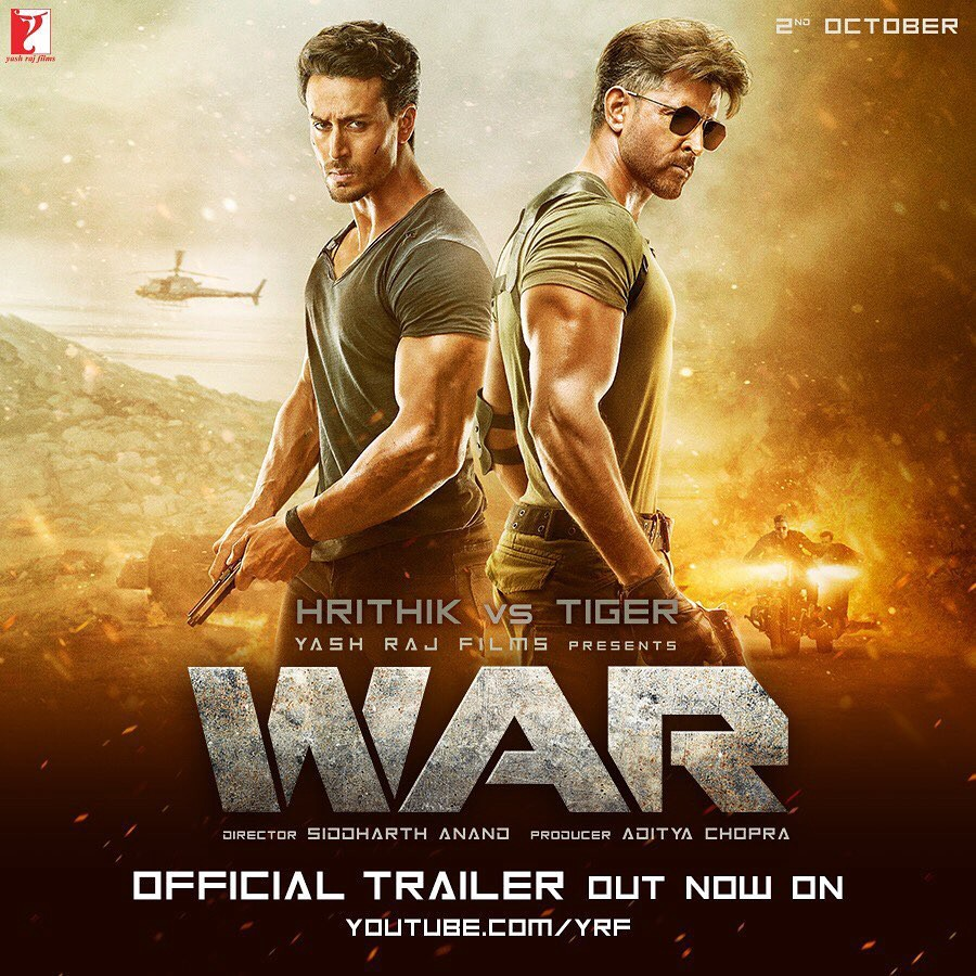 movie 2019 now MOVIE War Bollywood Movie 2019MP4 HD Download Free