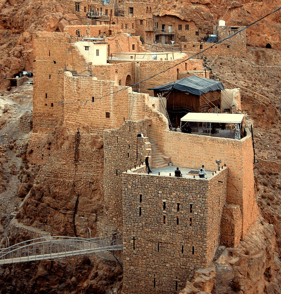 Guarding sacred spaces in Syria and Iraq where Christians and Muslims unify in prayer