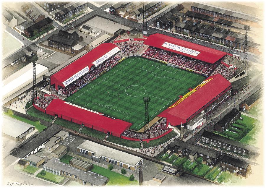The Ayresome Park Collapse A Forgotten Stadium Tragedy That Came By Brian Seal Howler Magazine Medium