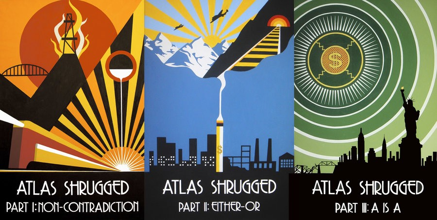 Atlas Shrugged Part 1 Chapter 1 Review By Benson Lee