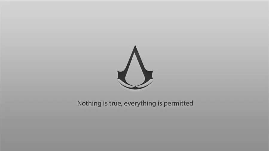 Nothing Is True Everything Is Permitted From Freedom To Self