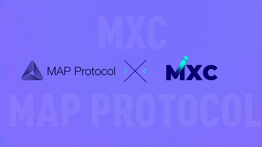 MXC × Map Protocol—Reached a Cooperation to Jointly Work on Cross-chain Solutions for the…