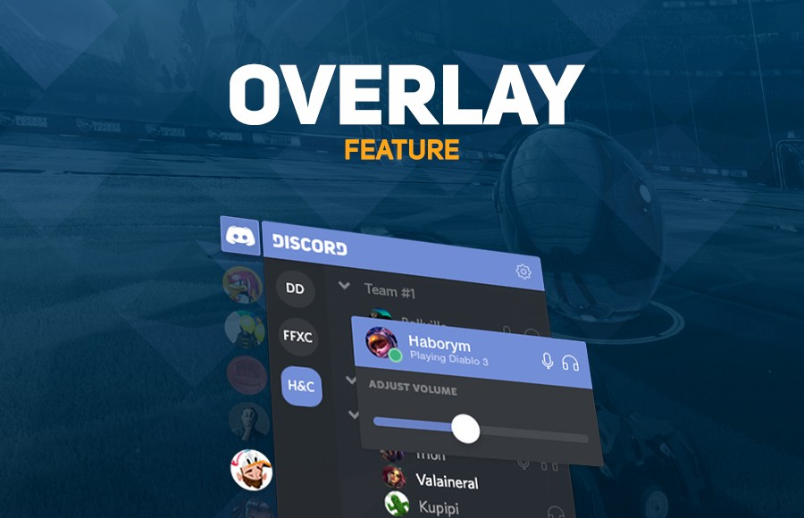 Upcoming Discord Feature: In-Game Overlay (hey! hey!)