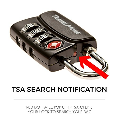 Common Questions About TSA Approved Luggage Locks - planaway