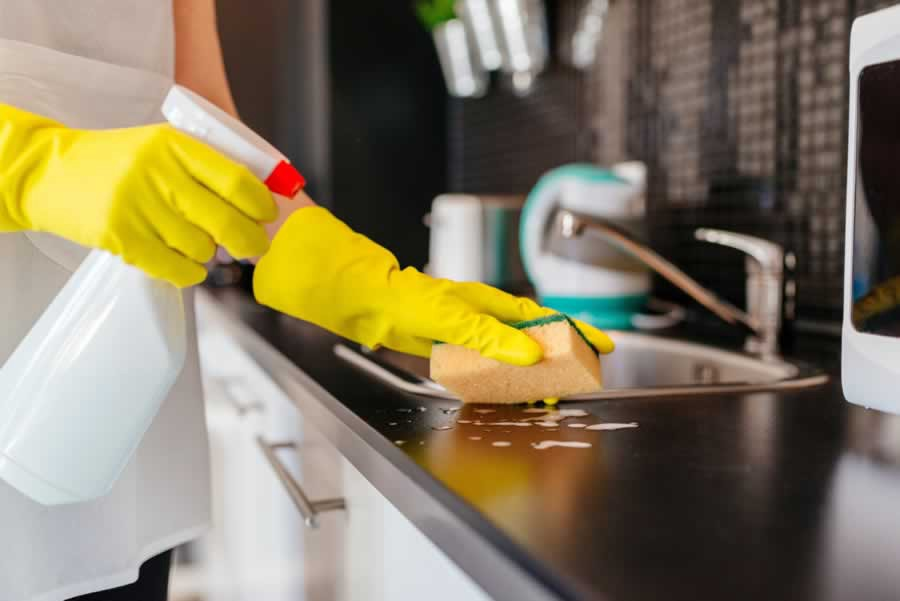 Guide Cleaning And Sanitizing Kitchen Tools And Equipment