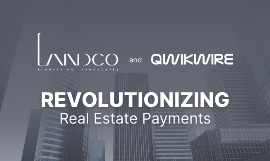 Aqwire And Landco Finalize Their Partnership To Process