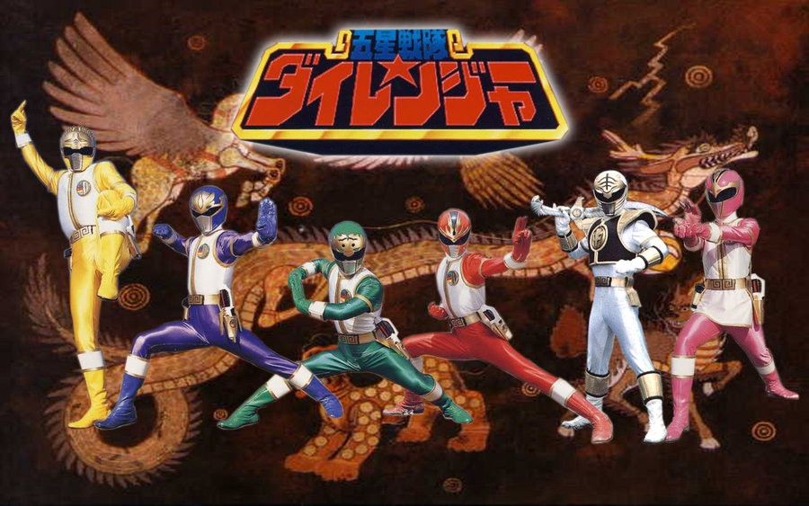 I Watched The Original Japanese 'Power Rangers' Franchise