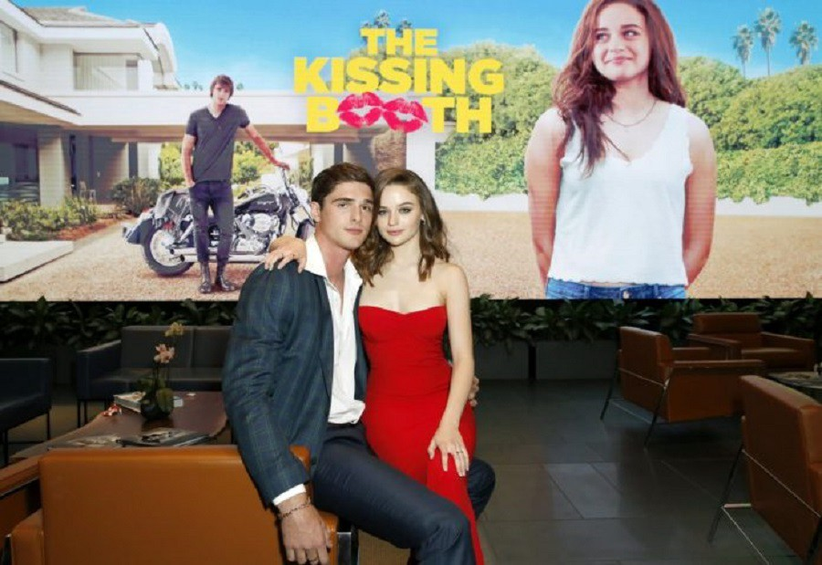 the kissing booth full movie watch online free