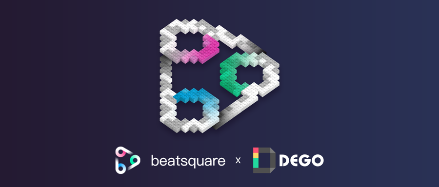 DEGO Finance and beatsquare have reached a strategic partnership