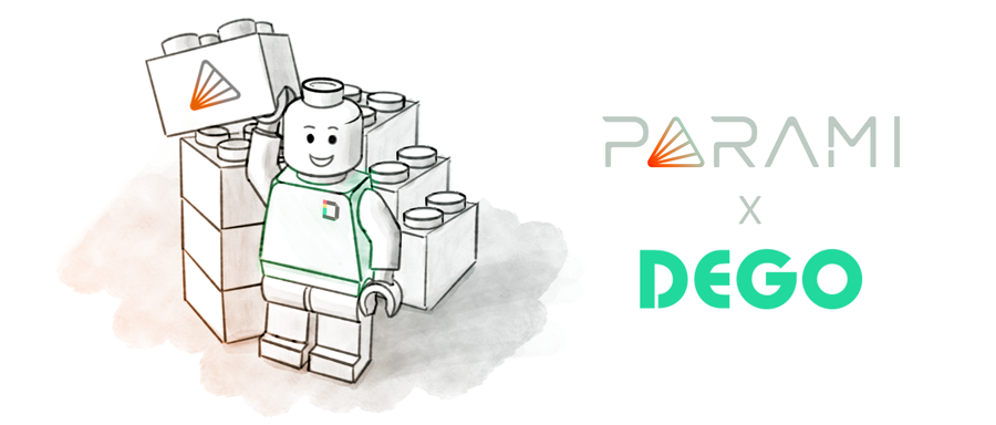 DEGO Finance and Parami Protocol Have Reached a Strategic Partnership.