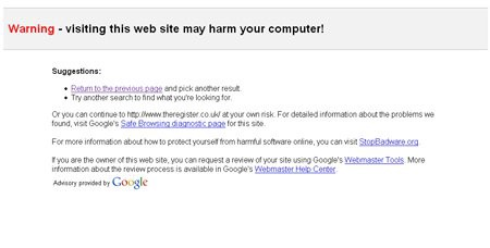 Blacklisted: When Google Classified the Entire Web as Malware